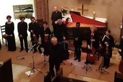 Abschluss Brandenburgische Konzerte